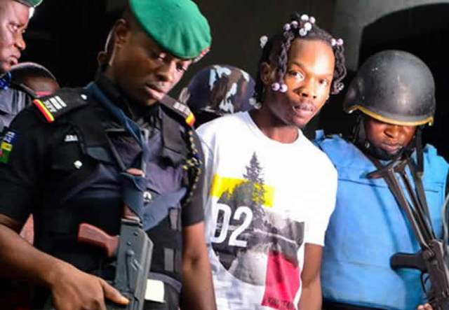 Naira Marley's case with EFCC turns into examination question for Lagos State Polytechnic students (Photo)