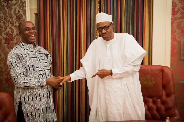 Rotimi Amaechi tells Buhari