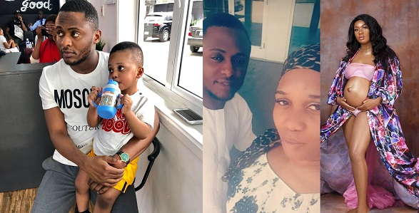 Ubi Franklin's alleged fourth baby mama