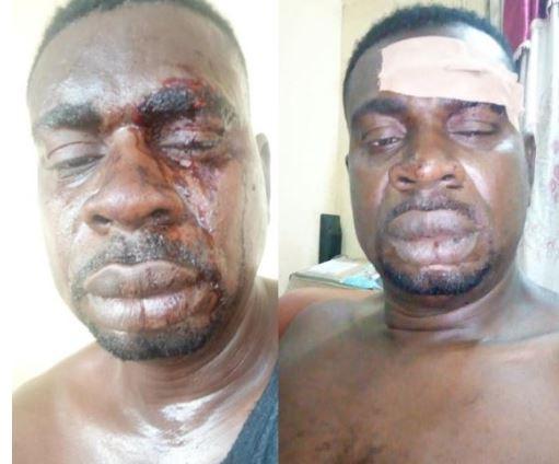 Soldiers humiliate veteran musician, Baba Fryo, in Lagos
