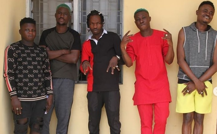 Instagram Comedian Speed Reaction To The Arrest Of Naira Marley