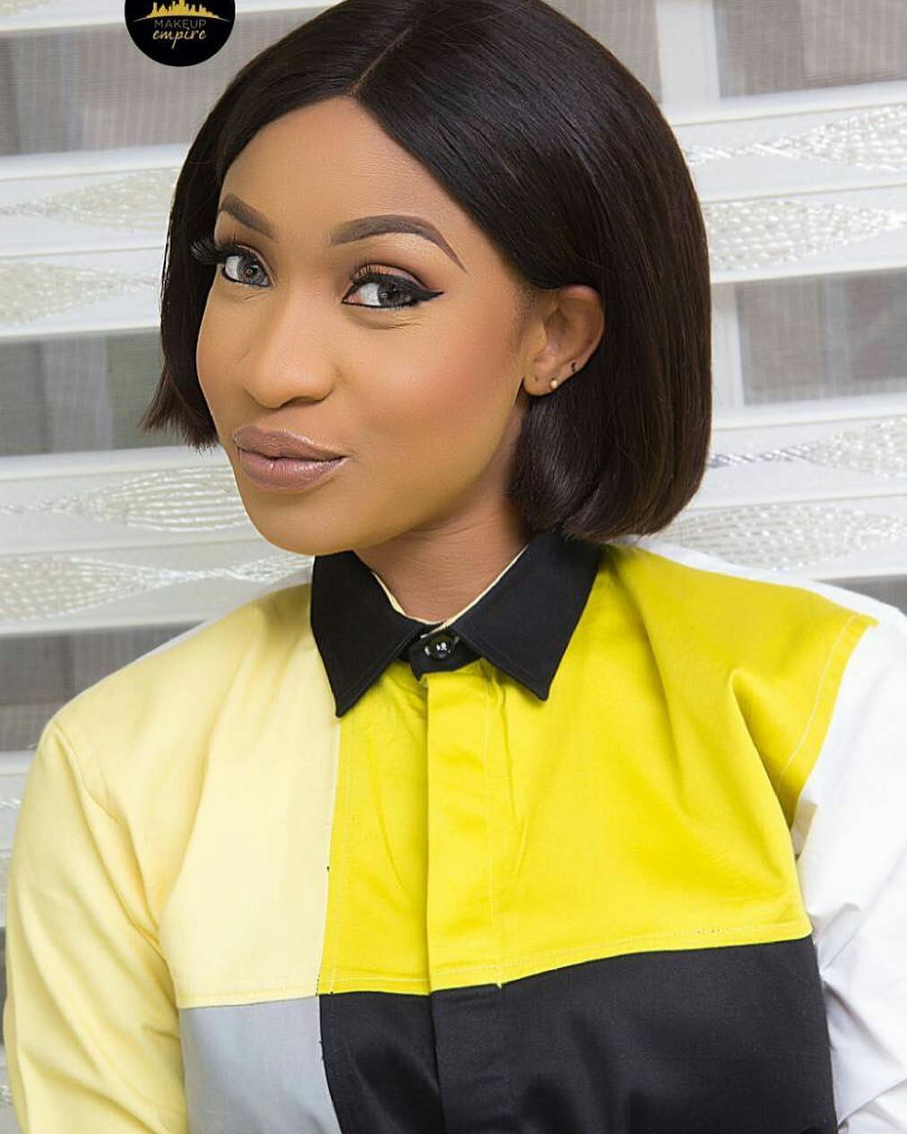 Celebrity Juliet Ibrahim Fires Back At Tonto Dikeh