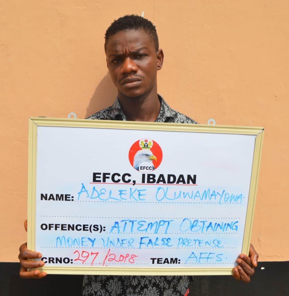 Just in: EFCC secures the conviction of two yahoo boys in Abeokuta