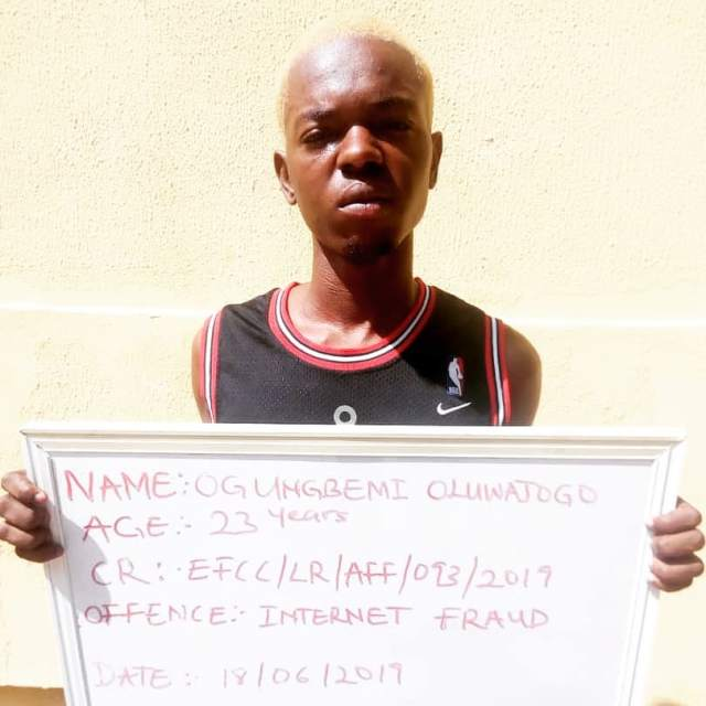 EFCC Nabs Seven Internet Fraud Suspects
