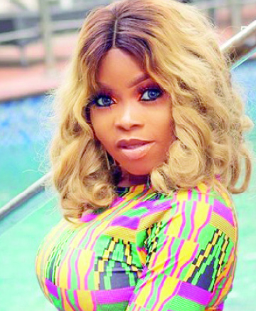 I can't do without sex – Actress, Jolaosho