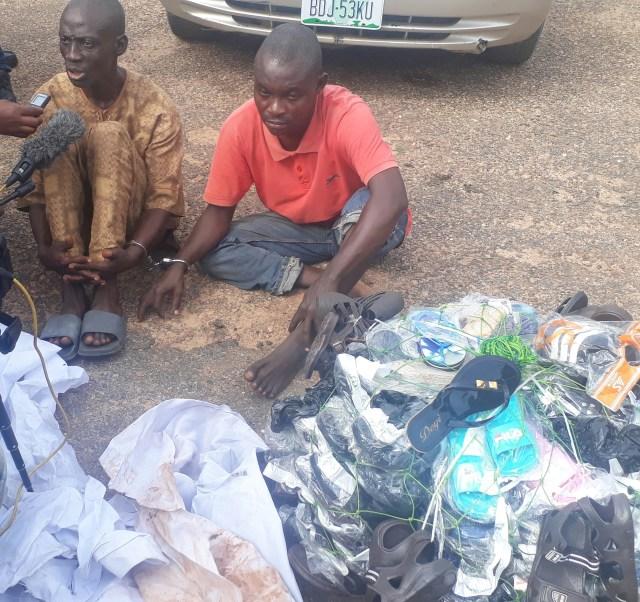 Police arrest fraudsters