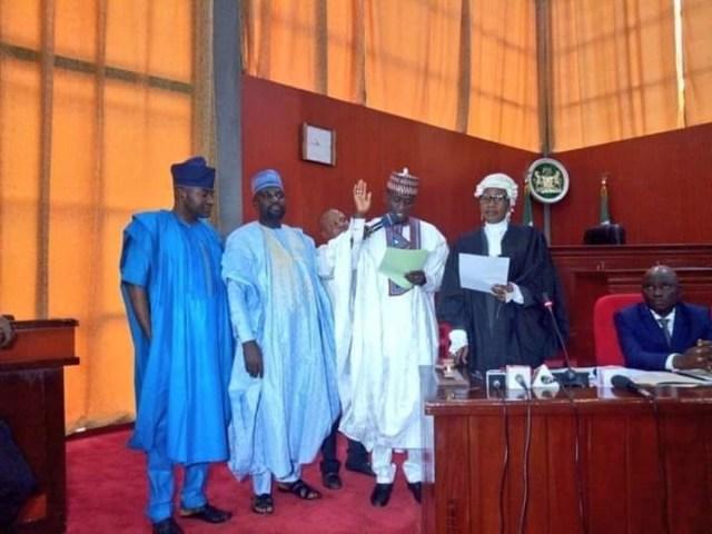 Yakubu Danladi elected speaker