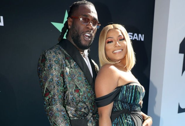 "Burna Boy told me I'll be his wife"" – Stefflon Don"