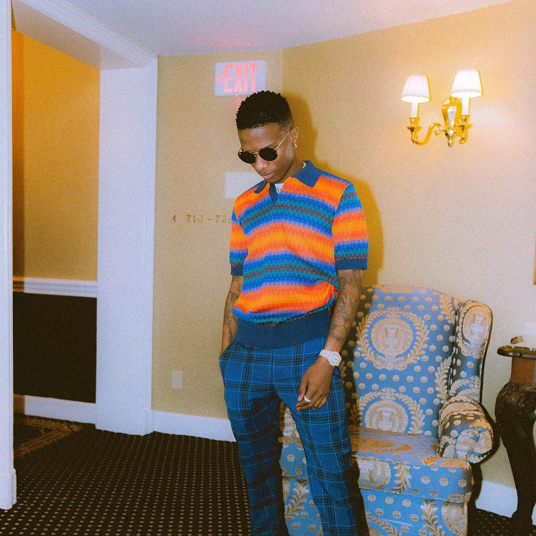 "My backbone, prayer warrior, my life"" – Wizkid celebrates mother as she turns a year older"