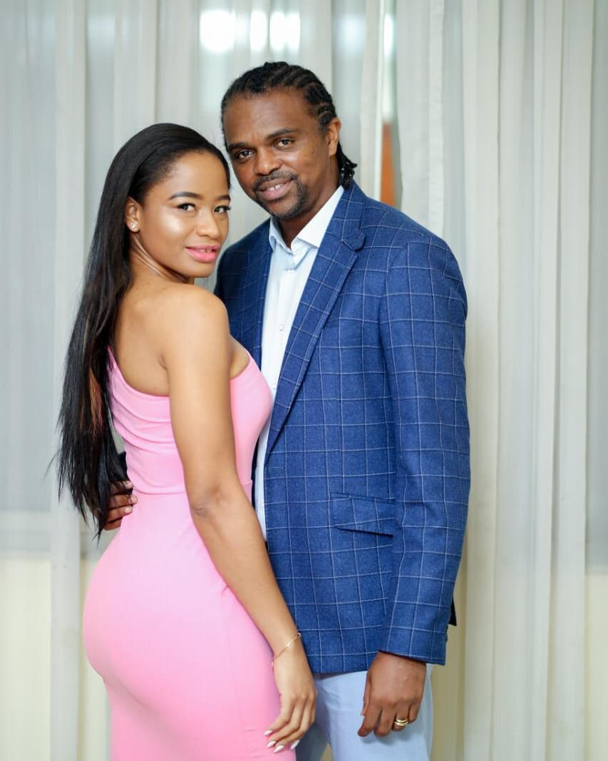 Football legend, Kanu Nwankwo and wife Amara celebrate 15th wedding anniversary - Pics