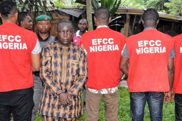 EFCC Nabs Fake Native Doctor
