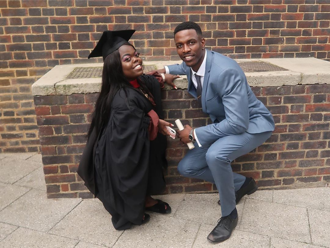 Fatima Timbo bags degree