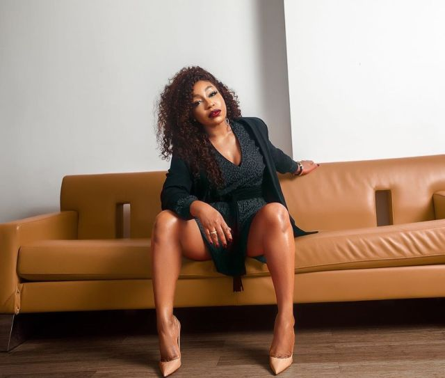 Rita Dominic shares stunning photos