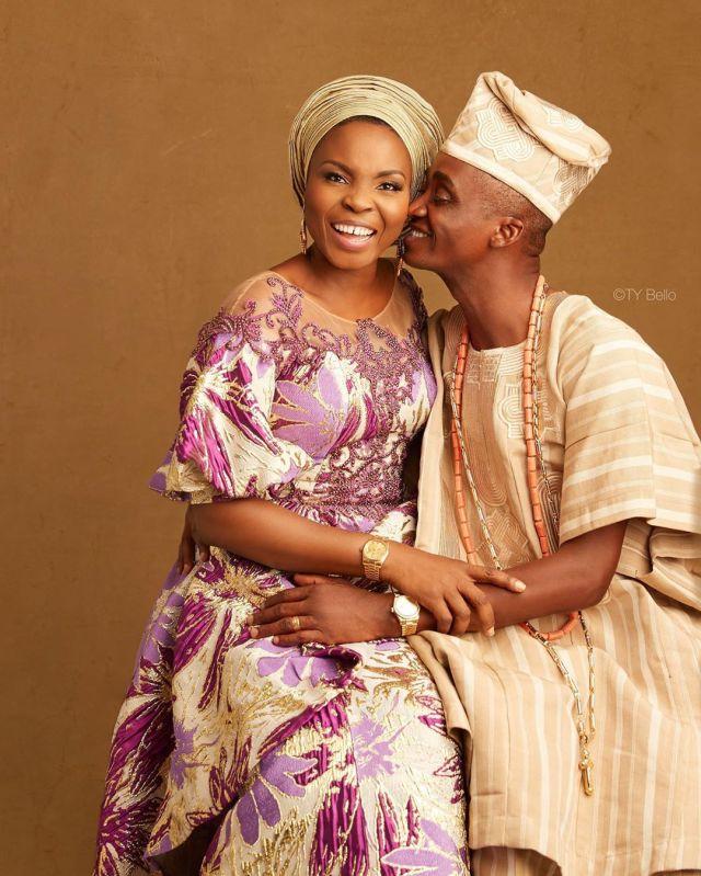 Nigerian Mans 50th birthday photos