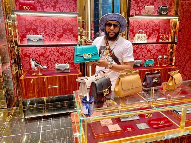 """Send her money without seasoning"" – Kcee gives tips on how men can easily get into women's pants"