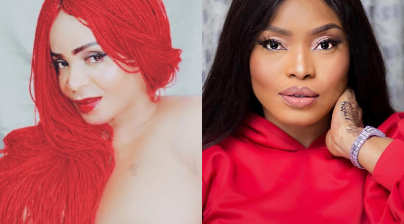 Cossy Ojiakor dares Halima Abubakar to go for a HIV test and post the result online