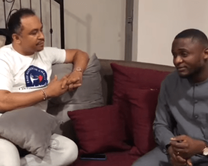 Ubi Franklin recounts
