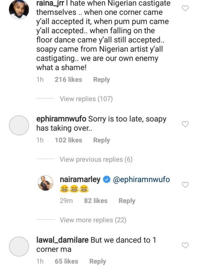 narr - Kaffy condemns Naira Marley's latest dance, soapy and Naira Marley reacts