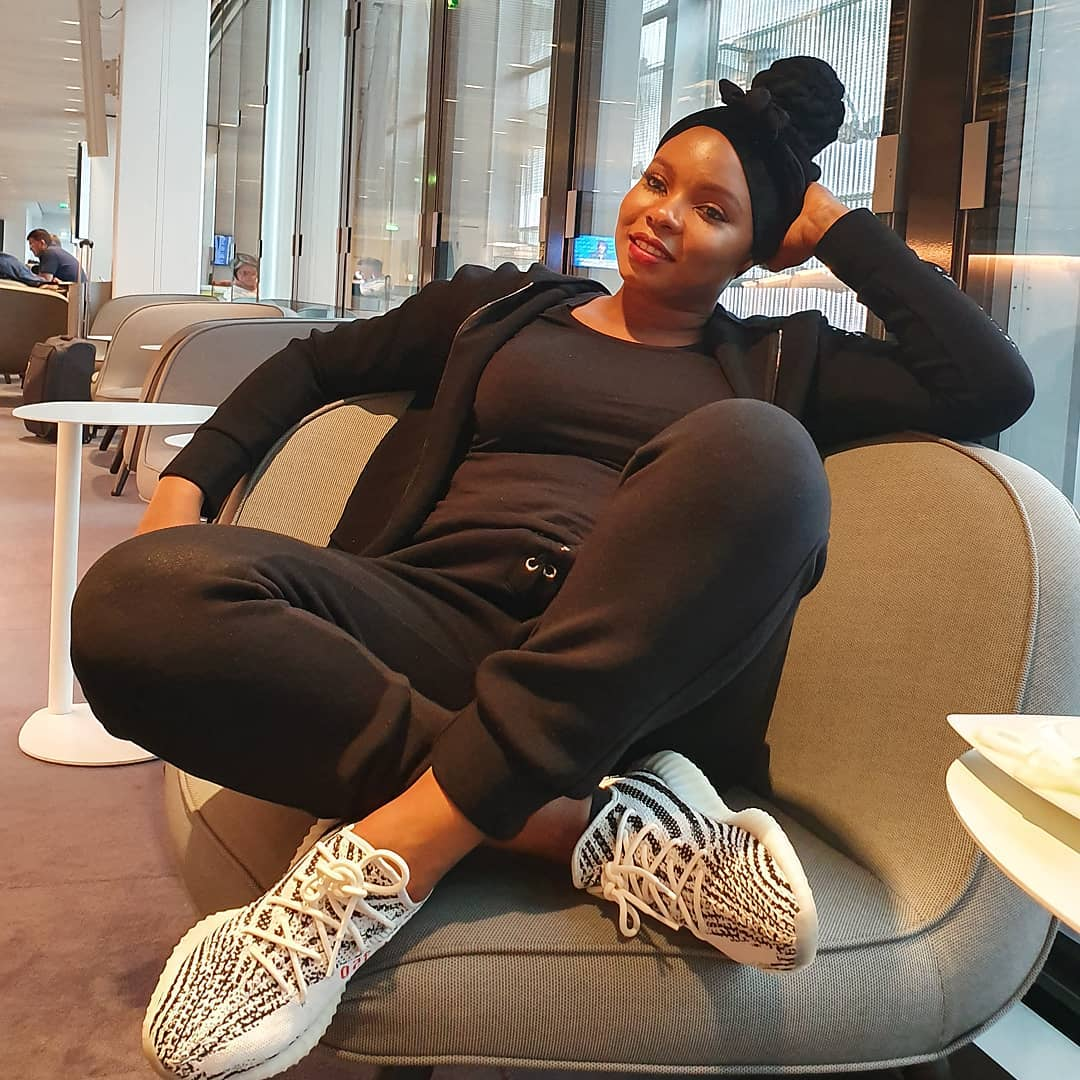 Yemi Alade Reveals