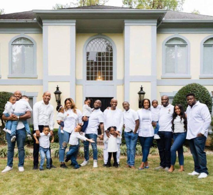 Adelekes Family Photos