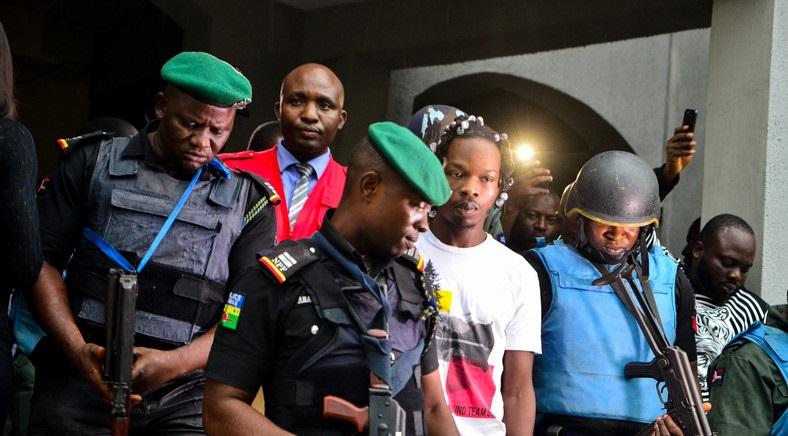 Singer Naira marley arrested over Abuja Concert