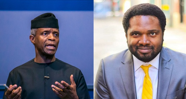 Image result for cobhams asuquo osinbajo