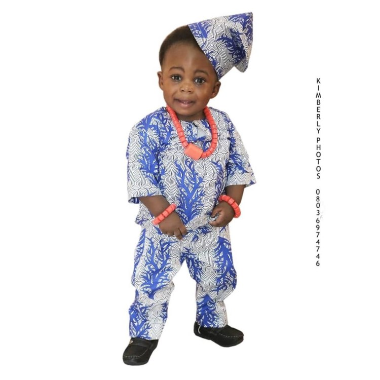 Actress Yvonne Jegede celebrates her son's birthday with lovely photos 1
