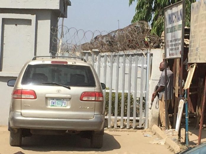 Abuja Bank Robbery