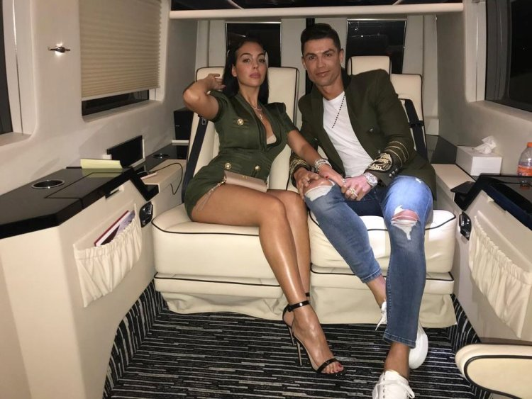 Toke Makinwa reacts to claims that Cristiano Ronaldo's girlfriend receives $100k monthly allowance 3