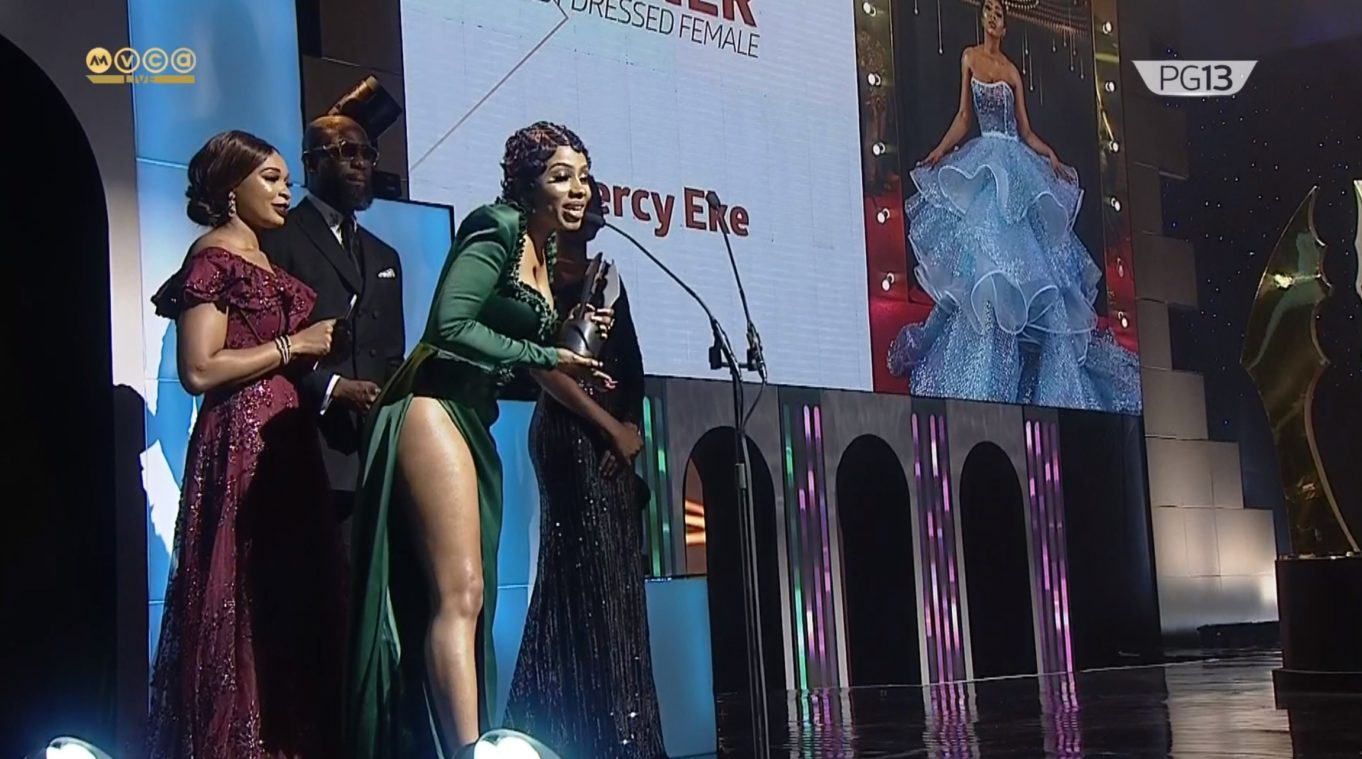 #AMVCA2020: Full list of winners