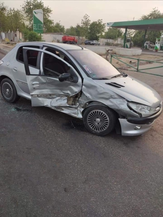 """Nigerians are more wicked and dangerous than Covid-19"" – Road Safety Officer says after he rushed accident victims to two hospitals but was told no doctor was around 3"