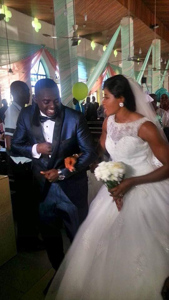 Blessing Okagbare Files For Divorce From Husband, Ex-Super Eagles Player, Igho Otegheri