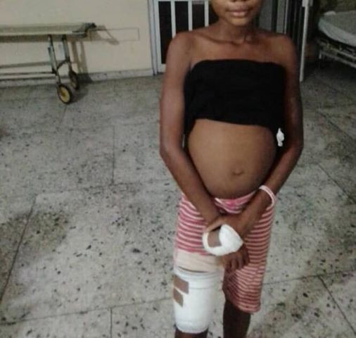 Female police officer accused of dousing 13-year-year-old niece with hot water in Rivers state (Photos) 2