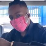 'Return Mercy's sanitary pad' – BBNaija's Omashola trolls Ike's 'pad-like face mask' (video)