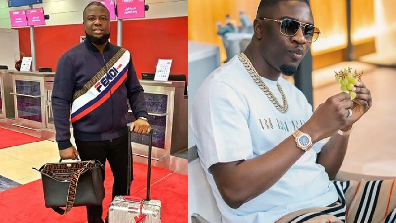 Hushpuppi and Mr. Woodberry extradited to the United States
