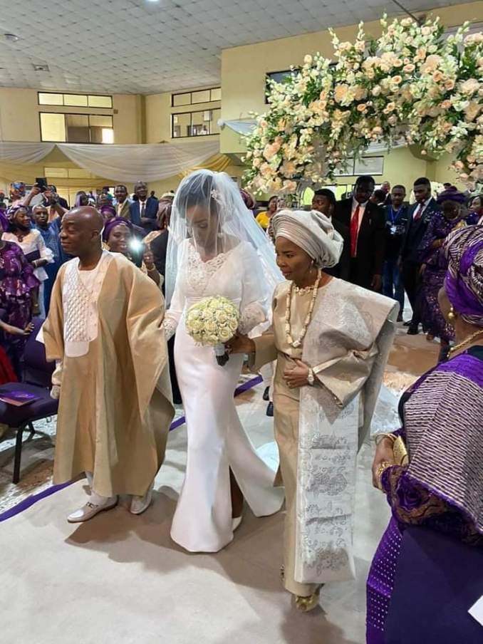 Joys Oyedepo weds