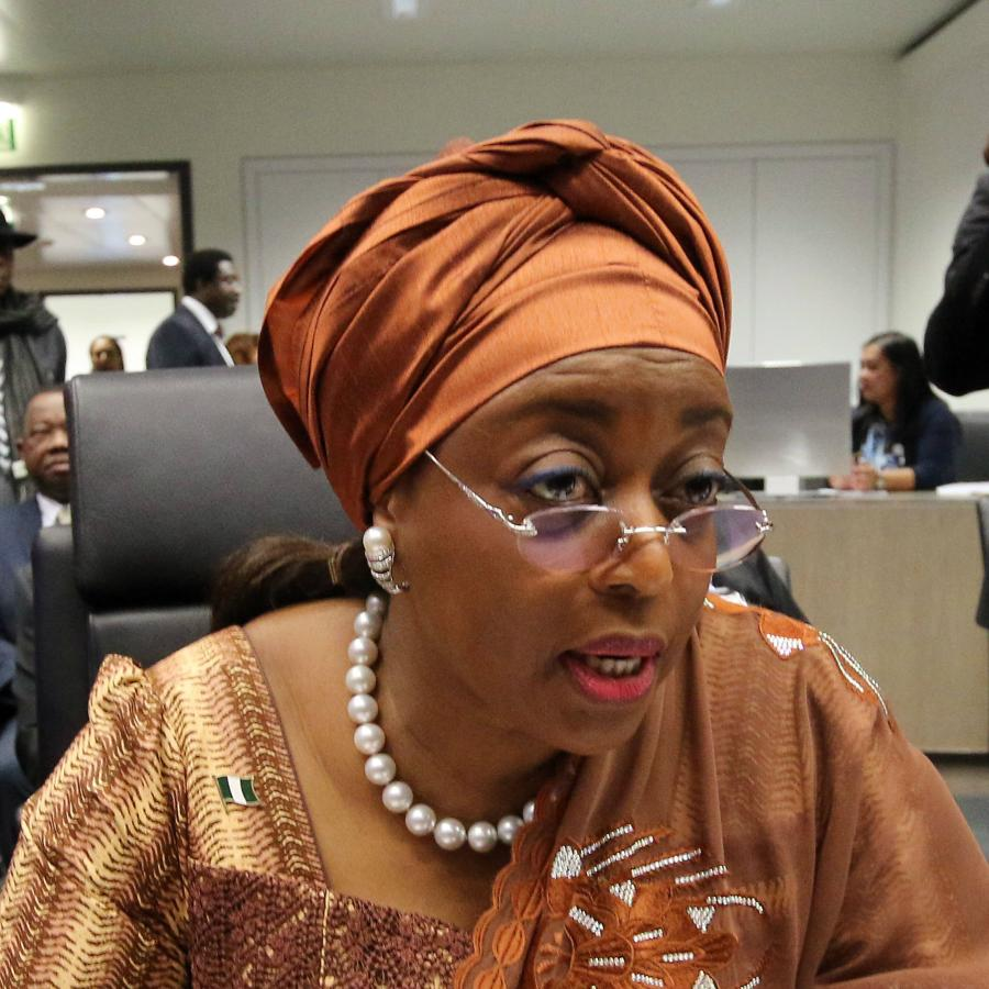 Yahoo boys have become role models in the Society, Diezani cries out