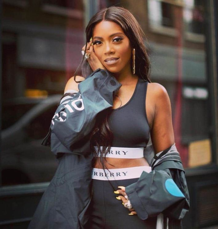 Tiwa savage recounts
