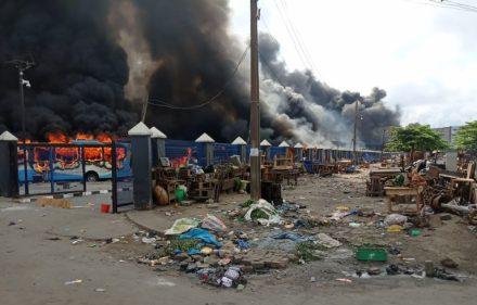 """Lagos will need N1trillion for reconstruction"" — Femi Gbajabiamila"