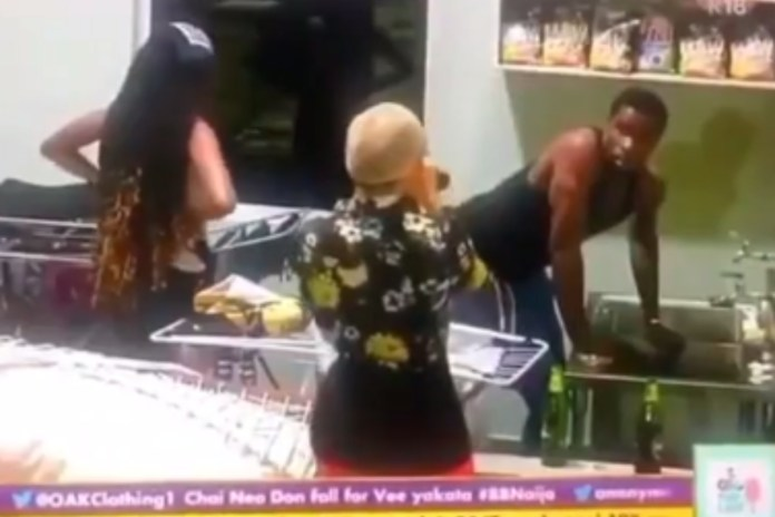 """""""I did not wash Vee's pant, I rinsed it """" – Neo clears the air"""