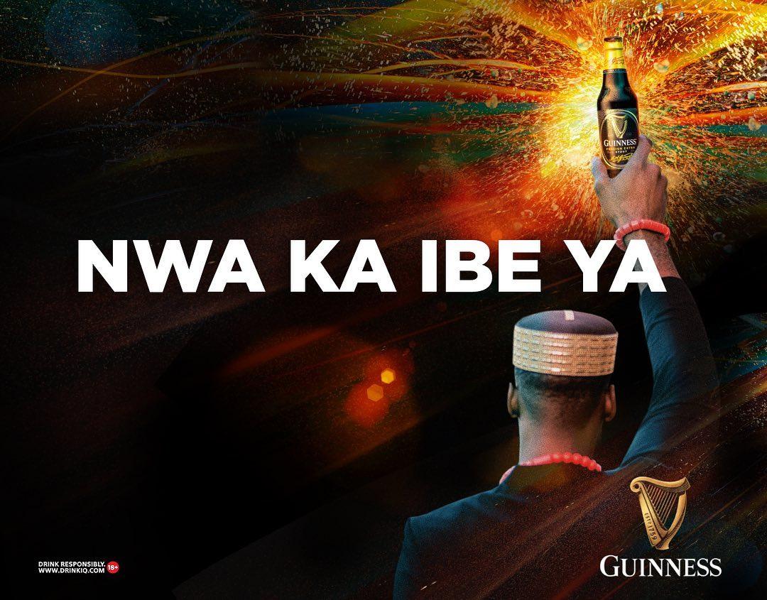 BBNaija's Prince Nelson Unveiled As The Latest Guinness Ambassador