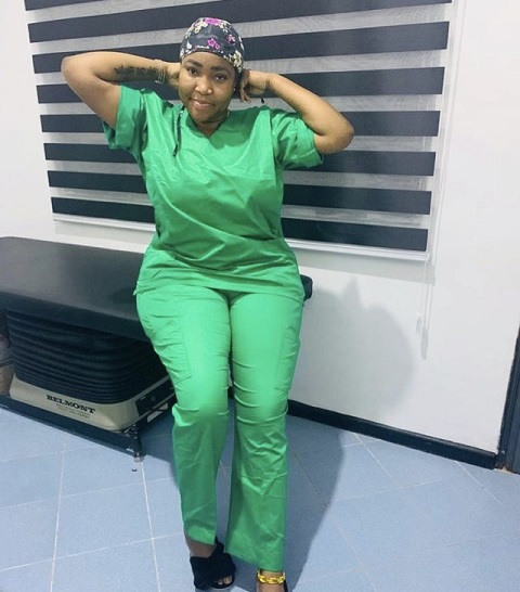 Comestic surgeon, Dr. Anu of Med Contour has been suspended from the medical profession in Nigeria