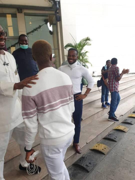 Korede Bello surprises