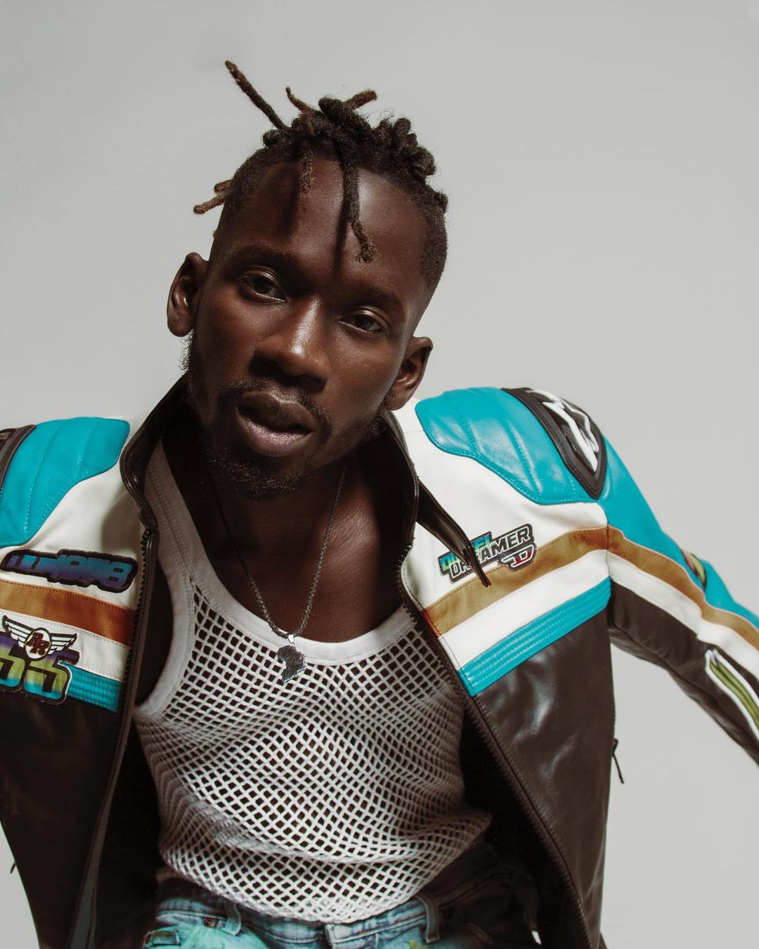 Mr Eazi's father reveals why they never had a 'father-son' relationship