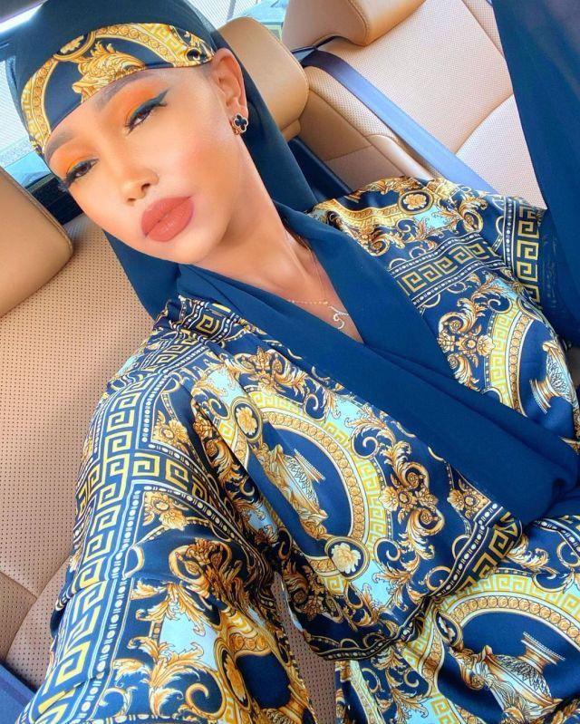 Huddah monroe dumped