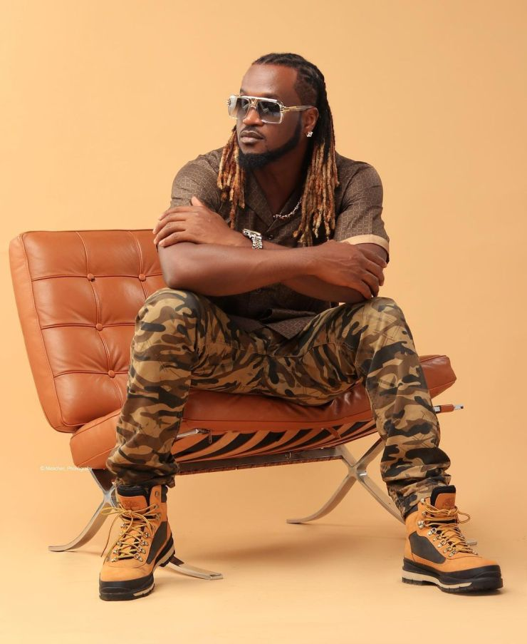 Singer, Paul Okoye, tests positive for COVID19 4