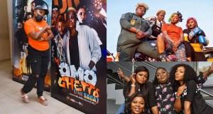 Omo ghetto becomes