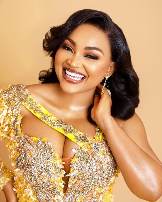 Mercy Aigbe laments
