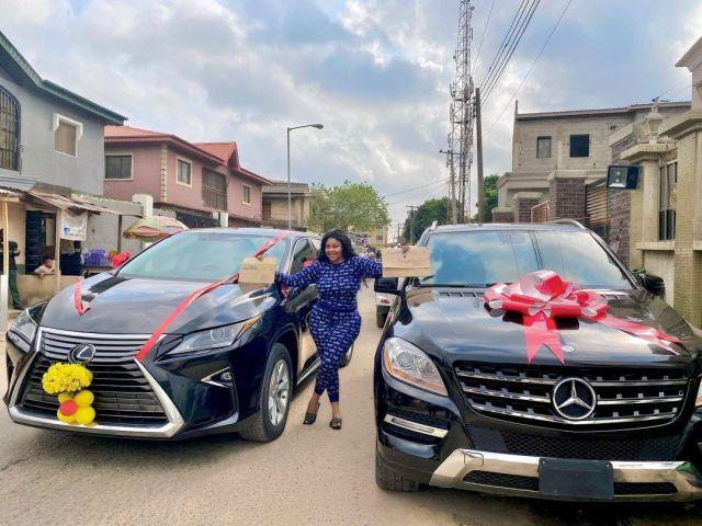Biodun Okeowo buys