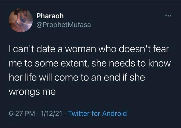 Prophet mufasa